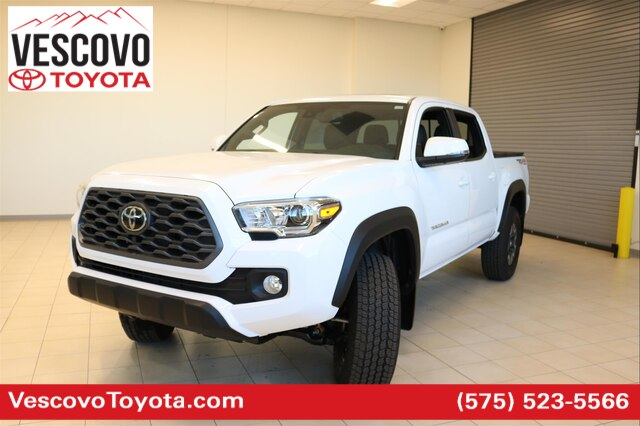 New 2020 Toyota Tacoma TRD Off Road V6