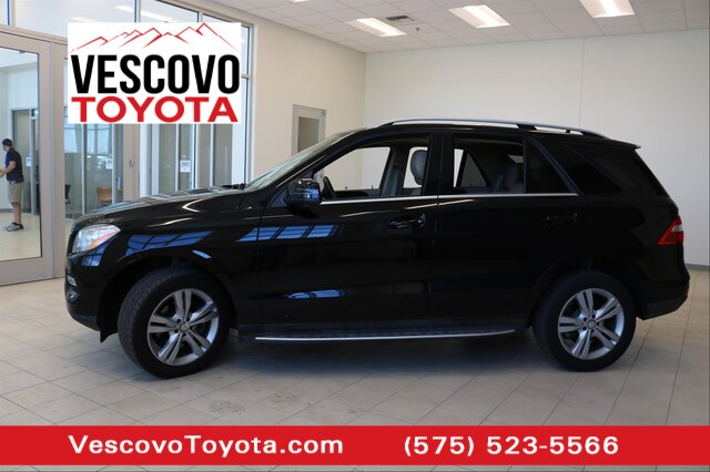 Pre-Owned 2013 Mercedes-Benz ML 350 Base