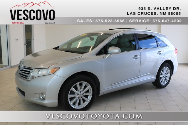 Pre-Owned 2011 Toyota Venza 4 Door Front-wheel Drive