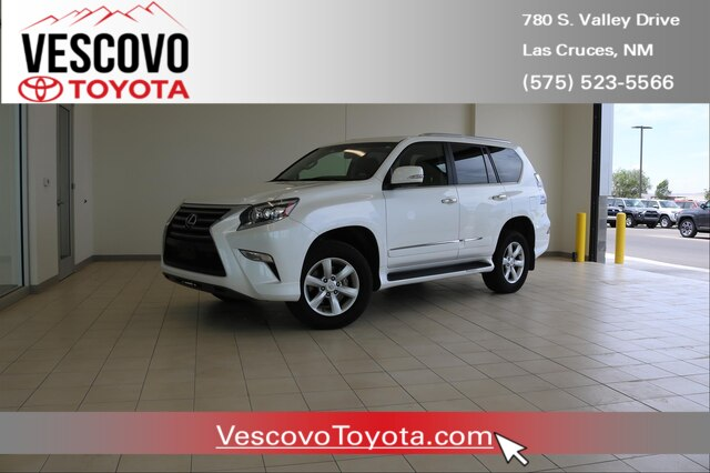Pre-Owned 2018 Lexus GX 460 Naviagtion package