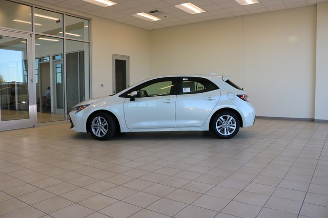 New 2019 Toyota Corolla Hatchback Se Hatchback In Las Cruces 18792
