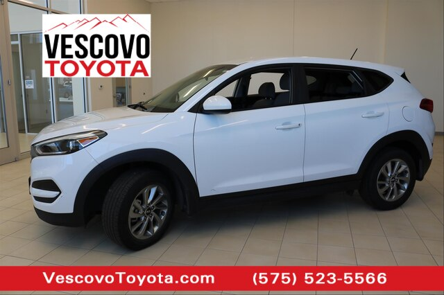 pre owned 2016 hyundai tucson se suv in las cruces 20315a vescovo toyota of las cruces vescovo toyota of las cruces