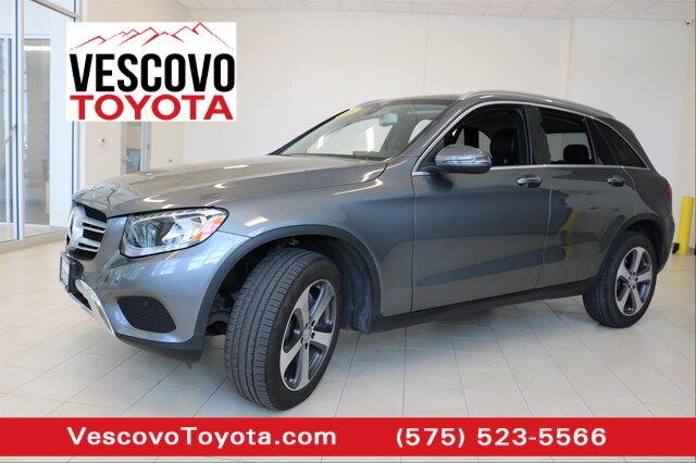 Pre-Owned 2016 Mercedes-Benz GLC 300 Base