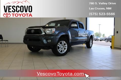 Pre-Owned 2015 Toyota Tacoma V6 Truck in Las Cruces #19359A