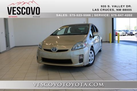 Pre Owned 2010 Toyota Prius Iv
